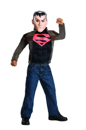Young Justice Superboy Kids Costume