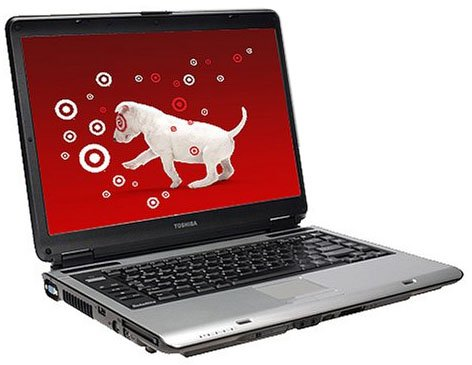 Toshiba Satellite Notebook Computer A135-S4527