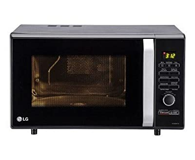 LG MC2886BFTM 28-Litre Convection Microwave (Black)