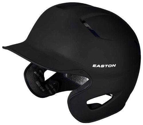 Easton Stealth Grip Batting Helmet, Black