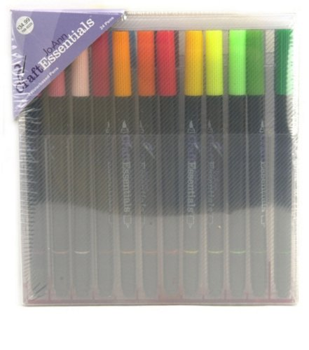 jo-ann-craft-essentials-water-based-pen-set-24pk
