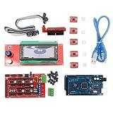 3d Printer Controller - 3d Printer Controllers - 1.4 + Mega2560 + A4988 + 2004LCD Controller 3D Printer Kit For Arduino Reprap ( 3d Printer Controller Kit )