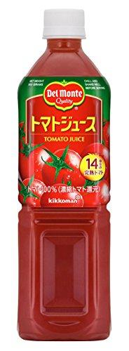 デルモンテ トマトジュース 900g×12本