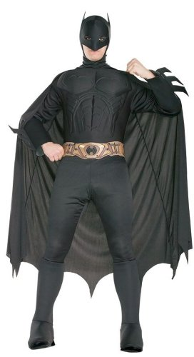 Batman Deluxe Men's Costume (Medium)