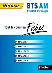 Fiches Réflexe - Finalités - BTS Assistant de Manager