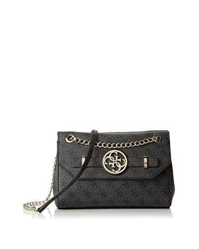 Guess Borsa Pochette Katlin Convertible Crossbody [Antracite]