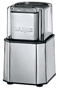 Waring Commercial WSG30 Commercial Heavy Duty Electric Spice Grinder available at Amazon for Rs.18634