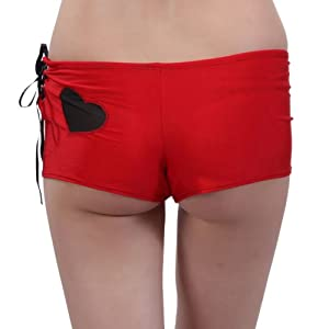 Honeybumm Women Briefs HBVCHB1205Red