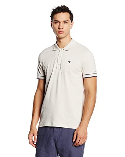 Guess Polo [Écru]
