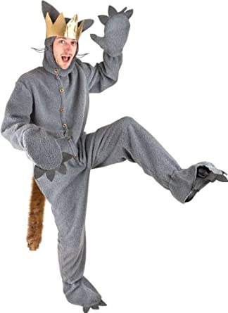 Adult Where the Wild Things Are Max Halloween Costume