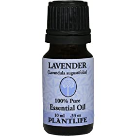 Lavender 100% Pure Essential Oil - 10 ml