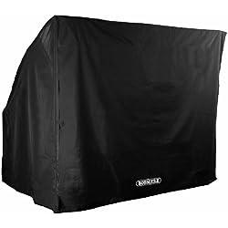 Bosmere D505 Nero Tempesta Cover per Black Hammock 3 Posti 220 x 170 cm