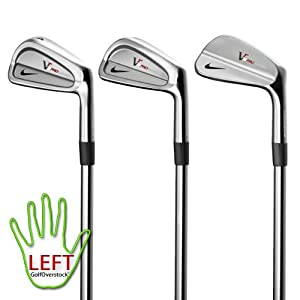 Nike Golf Victory Red Pro Combo Forged Irons, Set of 8 (3-PW, 2011 Model) by Nike Golf