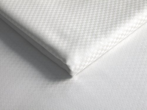 Luxury Home 300 Thread Count 100-Percent Cotton Checker Pattern Sheet Set, Queen front-982313
