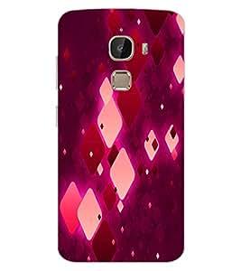 ColourCraft Printed Design Back Case Cover for LeEco Le 2 Pro