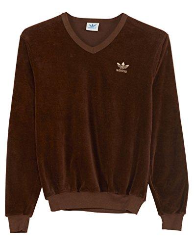 Adidas Velvour Shirt Little Kids Style: RN54151-BRWN Size: L