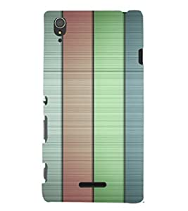 EPICCASE IT Pattern Mobile Back Case Cover For Sony Xperia T3 (Designer Case)