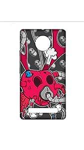 Funny Wireman Designer Mobile Case/Cover For Micromax Yu Yunique