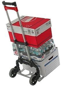 Magna Cart Personal 150 lb Aluminum Folding Hand Truck