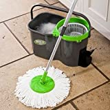 JML Whizz Mop Microfibre Head Floor Mops As Seen On TV
