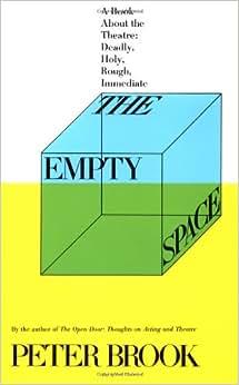 peter brook empty space pdf