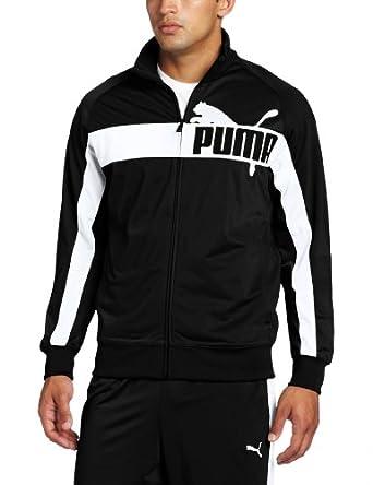 Low Price PUMA Men's Full Zip Tricot Jacket