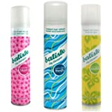 "Batiste Dry Shampoo Blush Floral & Flirty 6.73 oz ""New"""