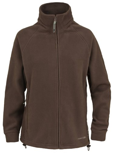 Trespass Angara - Ladies Fleece Jacket Biscuit
