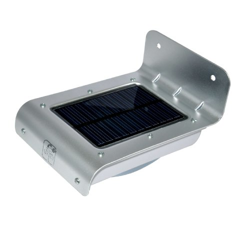 Tsss® 16 Led Outdoor Solar Light,Motion-Activated Solar Wall/Garden Lamp,Waterproof,Wireless And No Batteries, High Qulity 12 Months Warranty