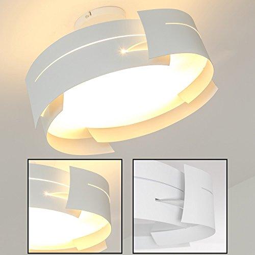 billig maclean mce138 infrarot led deckenleuchte mit bewegungsmelder 10w deckenlampe lampe. Black Bedroom Furniture Sets. Home Design Ideas