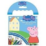 Peppa Pig Carry-along Colouring Set