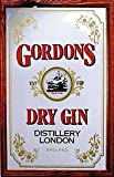 Gordon's London Dry Gin Large Mirror