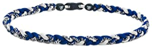 Brett Bros Ion Necklace (Small, Royal Blue/White)