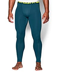 Men\'s Under Armour ColdGear Armour Compression Leggings, Legion Blue (400), Medium