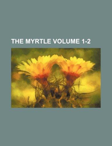 The Myrtle Volume 1-2 (School Girl Fancy Dress Ideas)