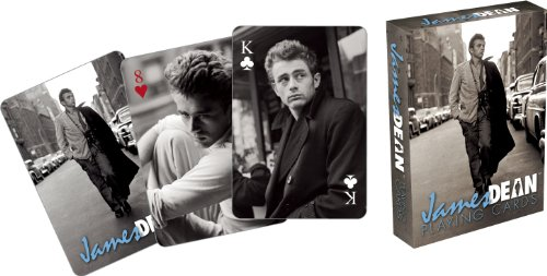James Dean Playing Cards