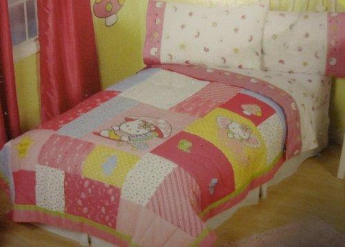 Hello Kitty Twin Bedding