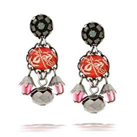 Ayala Bar Earrings - Fall 2011 Classic Collection - #1736 AE OE