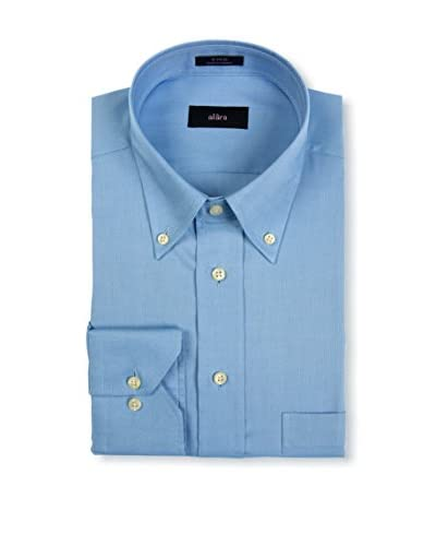 Alara Men's Oxford Button Down Classic Fit Dress Shirt