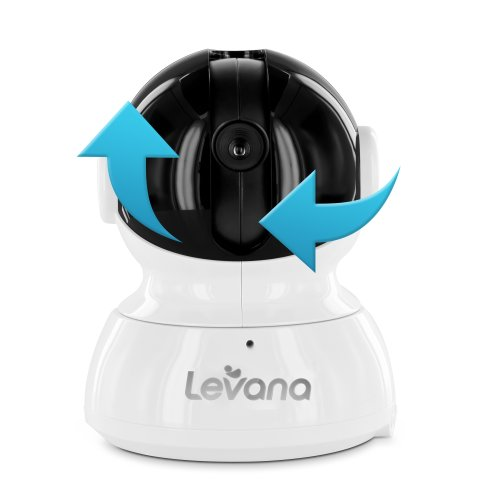 levana additional pan tilt zoom camera for astra baby video monitor your 1 source for baby. Black Bedroom Furniture Sets. Home Design Ideas