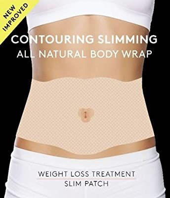 Contouring Slimming All Natural Body Wrap