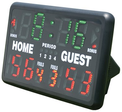 BSN Indoor/Outdoor Tabletop Scoreboard gamecraft remote for outdoor tabletop scoreboard