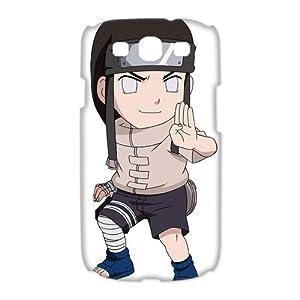 ePcase Bya Ku Yam Hyuga Neji in Naruto 3D-printed Hard Case Cover for Samsung Galaxy S3 I9300