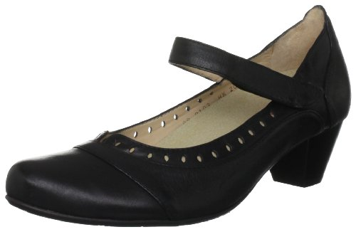 Verhulst Women's Benthe H1/2 Black Decorative 882103/836 5.5 UK, 38.5 EU, 7 US