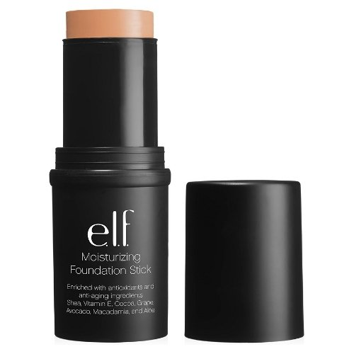 e.l.f. Studio Moisturizing Foundation Stick Caramel