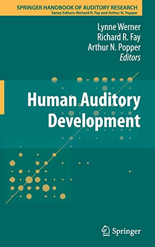 Human Auditory Development (Springer Handbook of Auditory Research)