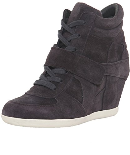 Ash-Bowie-Softy-Suede-Wedge-formateurs-Bistro