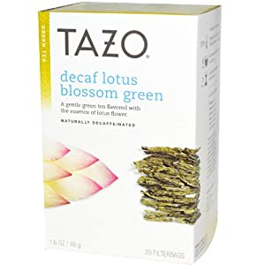 Tazo Zen Green Tea -- 6 per case.
