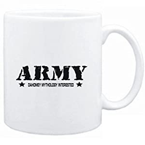 "Amazon.com: Mug White "" ARMY Dahomey Mythology Interested ..."