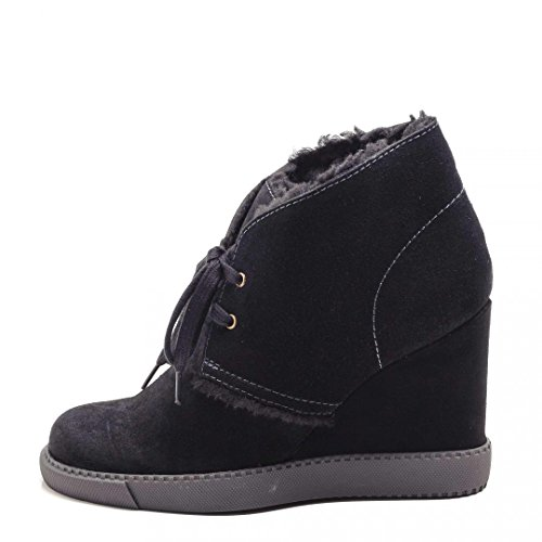 See By Chloè Stivaletti Crosta Calf Black-39